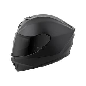 Scorpion EXO-R420 Solid Helmet Matte Black (Black, Medium)
