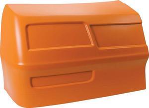 Allstar Performance Monte Carlo SS Orange Plastic Passenger Side Nose P/N 23027R
