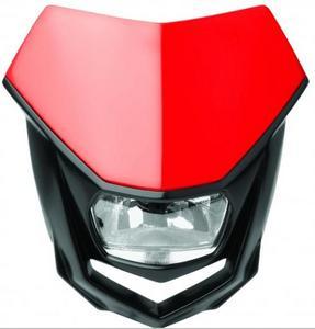 Polisport 8657400006 Halo Headlight - Red