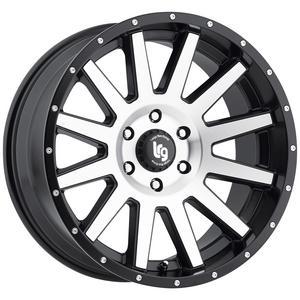 LRG Wheels 10729055325 LRG Rim Series 107
