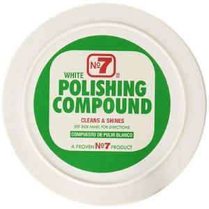 No. 7 Polishing Compound, 10 oz. (07610)
