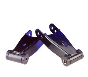 Ground Force 91146 Shackle Kit Fits 94-01 Ram 1500 Ram 2500
