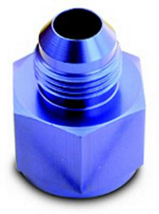 A-1 Products 10 AN Female to 8 AN Male Aluminum Straight Fitting P/N 9501008