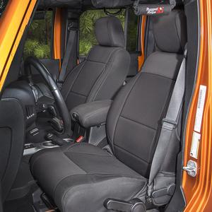 Rugged Ridge 13215.01 Custom Neoprene Seat Cover Fits 11-18 Wrangler (JK)