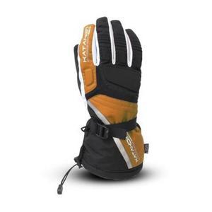 Katahdin Cyclone Gloves (Orange, XXXX-Large)