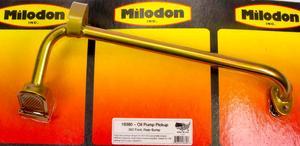 MILODON Street/Strip Oil Pump Pickup 8 in Deep Pan Small Block Ford P/N 18380
