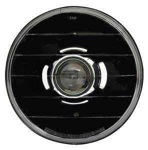 Adjure T70800D Projector H1 Headlamps - Black