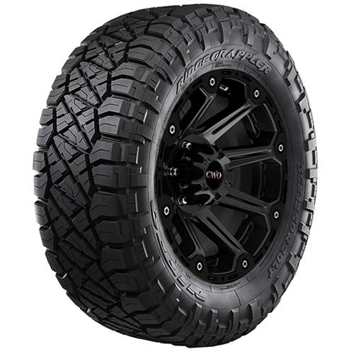 2-35x12.50R22LT Nitto Ridge Grappler 121Q F/12 Ply BSW Tires