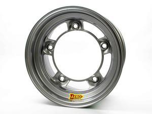AERO RACE WHEELS 51-Series 15x8 in Wide 5 Silver Wheel P/N 51-080550