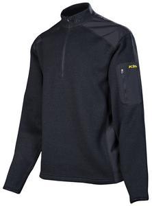 Klim Yukon Mid Layer Pullover Jacket Black Men's S (Non Current)