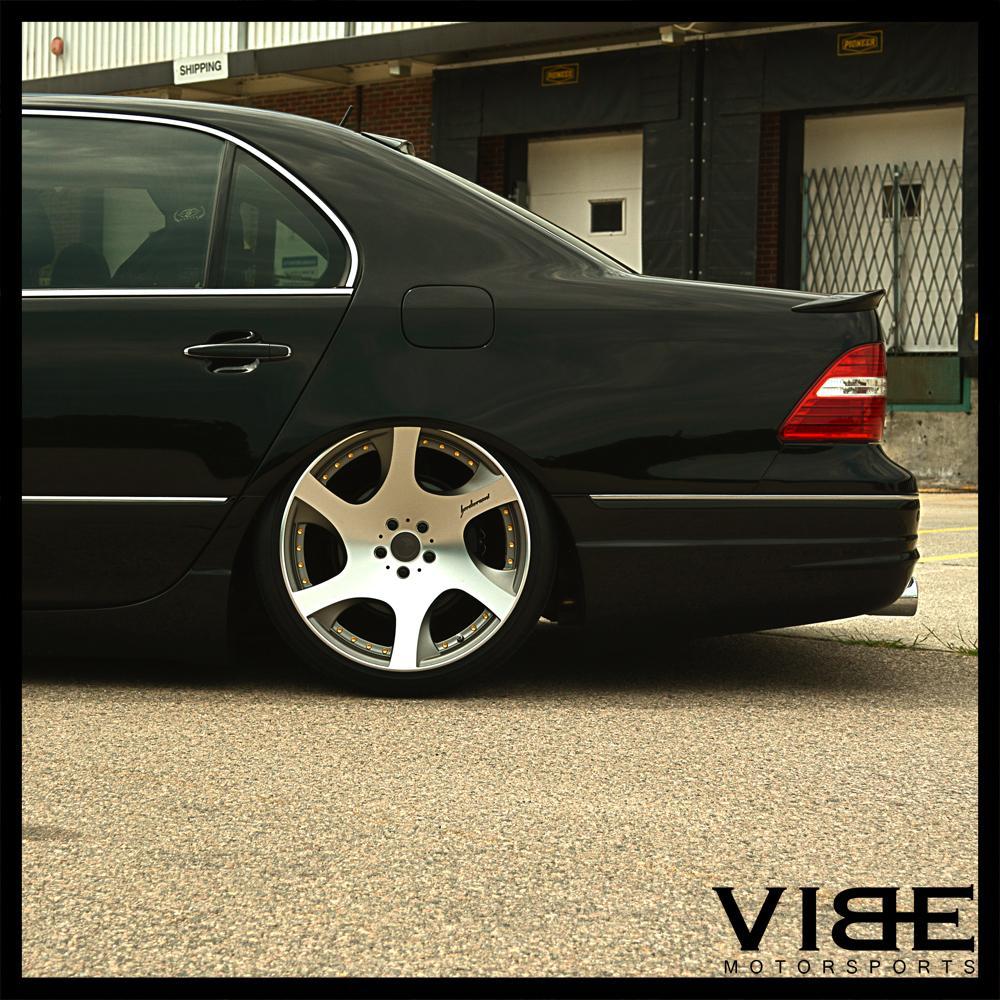 """19"""" MRR VP3 VIP CONCAVE WHEELS RIMS FITS MERCEDES W215 CL500 CL55 CL65"""