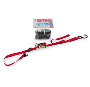 Ancra 49380-10 Integra Tie Down - Red