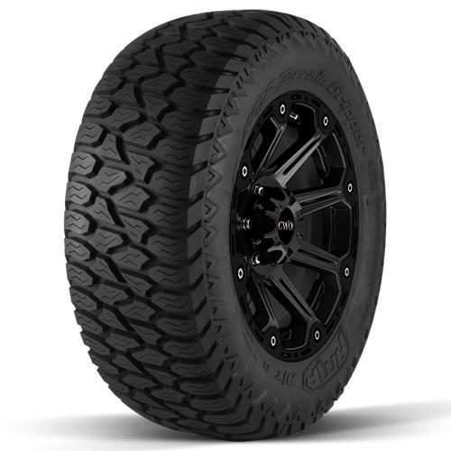 LT305/55R20 AMP Terrain Gripper AT 121/118S E/10 Ply BSW Tire