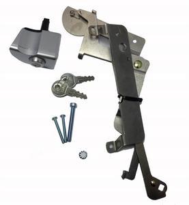 Pop and Lock PL6102 Manual Tailgate Lock Fits 06-14 Ridgeline