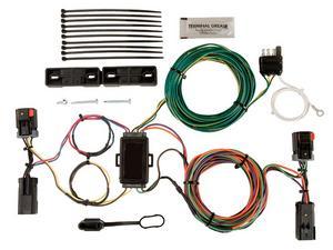 Blue Ox BX88283 EZ Light Wiring Harness Kit Fits 02-07 Liberty