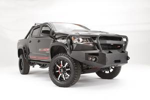 Fab Fours CC15-H3350-1 Premium Winch Front Bumper Fits 15-18 Colorado