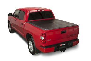 BAK Industries 1126405 BAKFlip FiberMax Hard Folding Truck Bed Cover Fits Tundra