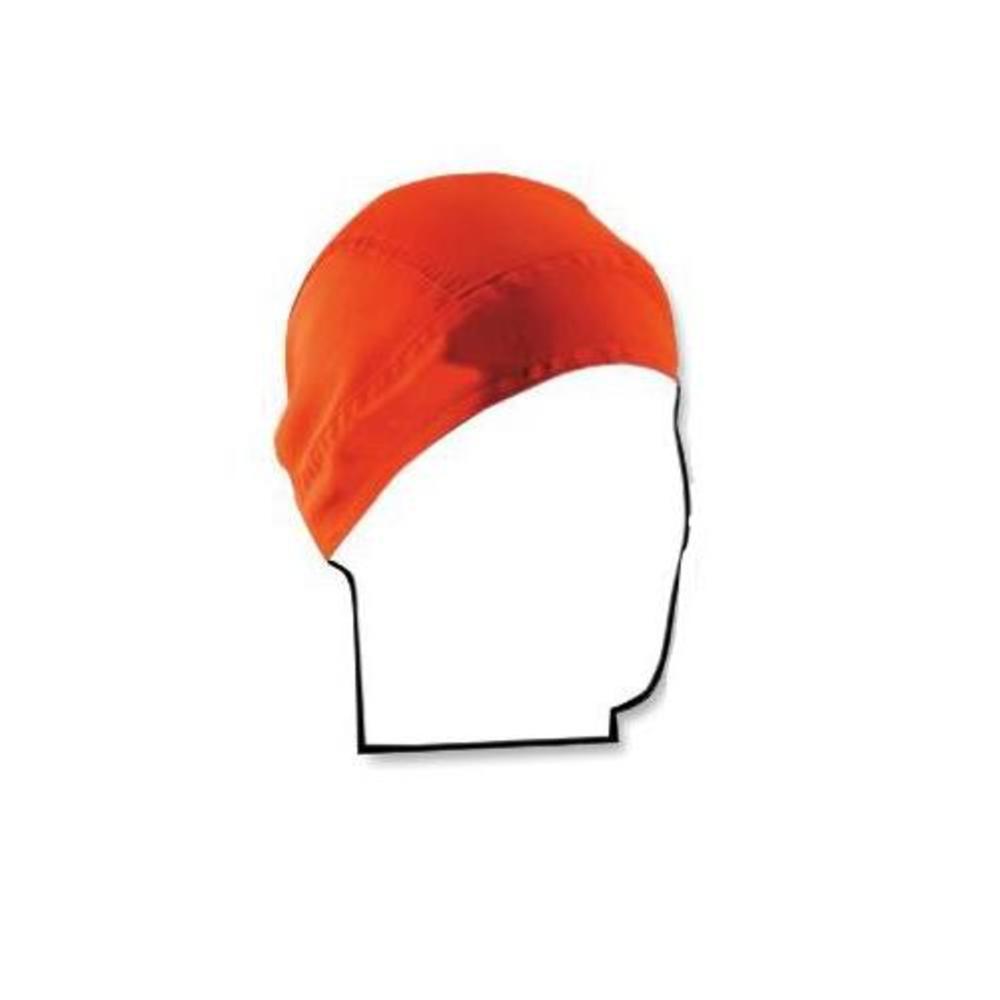 Zan Headgear Flydanna Headwrap Hi-Viz Orange (Orange, OSFM)