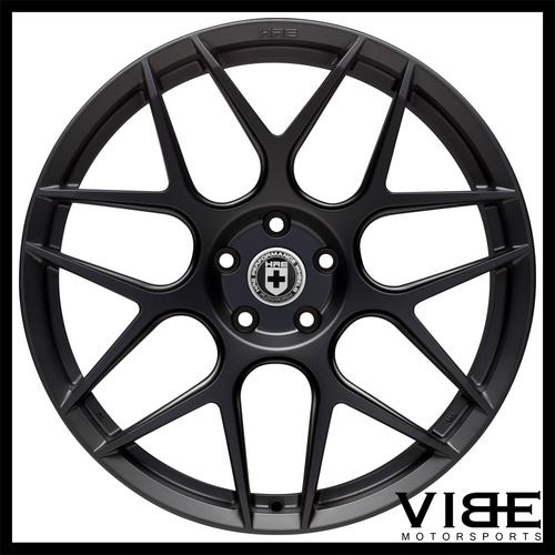 20 Hre Ff01 Flow Form Black Concave Wheels Rims Fits Bmw 528 530