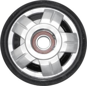 PPD Group 04-400-20 Idler Wheel - 7.09in. x 20mm - Silver