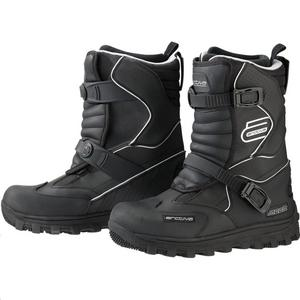 Arctiva Mechanized Boots (Black, 13)