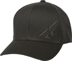 Fly Racing 2015 ADULT F-Wing Hat Black L-XL