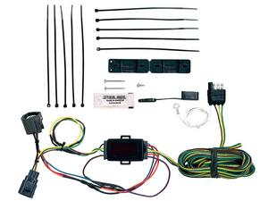 Blue Ox BX88285 EZ Light Wiring Harness Kit Fits 07-15 MKZ Wrangler (JK)