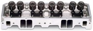Edelbrock 60759 Performer Cylinder Head Chamber Size 70cc Complete Single