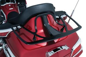 Kuryakyn Black Luggage Rack For Honda Goldwing GL 1800 01-16 7157