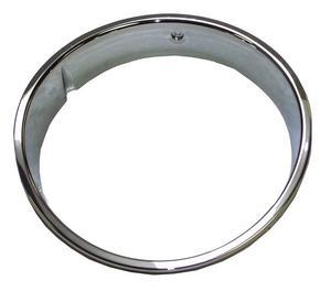 Crown Automotive 55055047 Headlamp Bezel Fits 97-06 Wrangler (LJ) Wrangler (TJ)