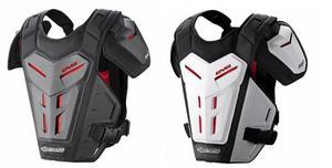 EVS YOUTH MX ATV Revo 5 Chest Protector Black S/M