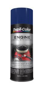 Dupli-Color Paint DE1606 Dupli-Color Engine Paint With Ceramic
