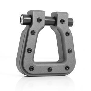 All Sales 8812AM Demon V2 Hook Square D-Ring