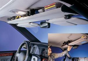 Vertically Driven Products SH1115 Shelf It Overhead Storage Shelf