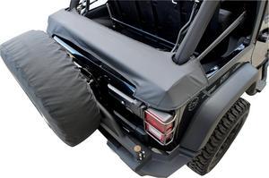Rampage 960435 Soft Top Storage Boot Fits 07-18 Wrangler Wrangler (JK)