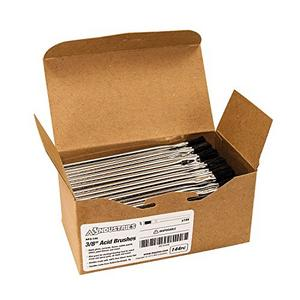 """AES Industries 3/8"""" Acid Brush, 144 per box (AES-546)"""