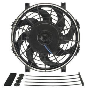 DERALE 570 CFM Tornado 9 in Electric Cooling Fan P/N 16619