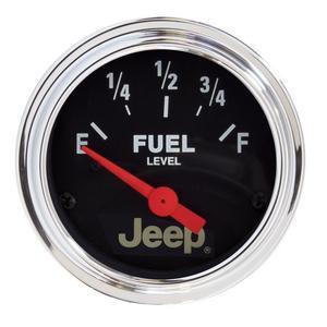 AutoMeter 880428 Jeep Electric Fuel Level Gauge