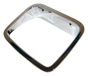 Crown Automotive 56003105 Headlamp Bezel Fits 87-95 Wrangler (YJ)