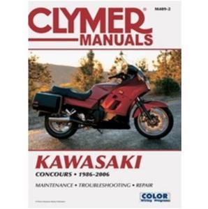 Clymer CM409-2 Repair Manual