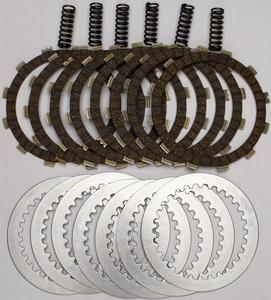EBC DRC Complete Clutch Kit (Fibers, Steel Plates, Springs) DRC195
