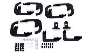Lund 318093 Nerf Bar Step Bracket Kit Fits 10-18 4Runner