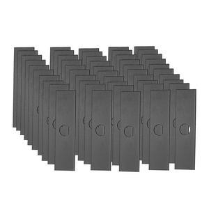 "50 Pack - 40-141 Oregon Lawn Edger Blades 8"" x 1"" Repl: Echo 696015-52631 - Husqvarna:  505175301, 531004044, 5310053007"