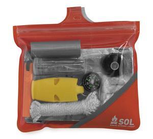 Adventure Medical Kits 0140-0757 Survive Outdoors Longer Pocket Survival Pak