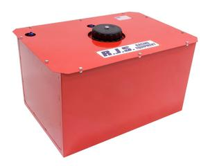 RJS SAFETY Black 22 gal Economy Fuel Cell and Can P/N 3014301
