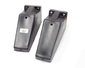 Scribner Plastic Plastic Big Block Engine Case Motor Mount 2 pc P/N 5115C