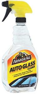 Auto Glass Cleaner, 22 oz., CASE OF 6 (32022-C)