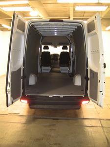 Penda DVS166X Penda Van Panel System Fits 07-17 Sprinter 2500 Sprinter 3500