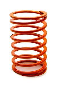 "PAC RACING SPRINGS 2.5""ID x 5"" 25lb Orange Flat Wire Spring P/N PAC-FW-5X2.5X25"
