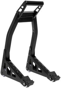 BikeMaster TLAMS301 Universal Front Aluminum Stand - Black